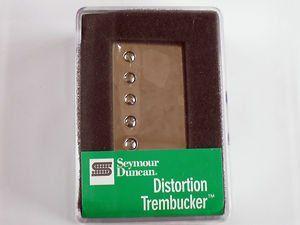 Seymour Duncan TB-6 Trembucker Duncan Distortion Pickup Nickel Cover 11103-21-Nc