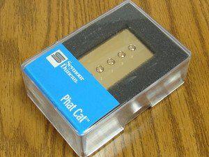 Seymour Duncan SPH90-1B Phat Cat Bridge Pickup(Gold Cover) 11302-16-GC