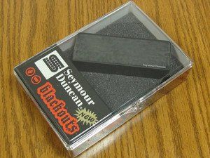 Seymour Duncan AHB-1N Blackouts 8-String Neck Pickup 11106-42-B