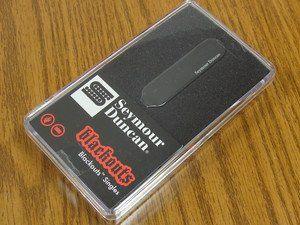 Seymour Duncan AS-1S Blackouts Single for Strat Pickup Set 11206-12