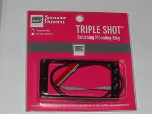 Seymour Duncan TS-2N Triple Shot Switching System For Les Paul Neck 11806-03