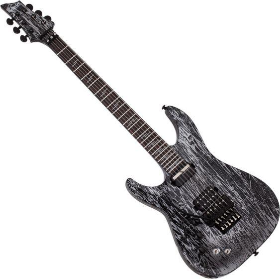 Schecter C-1 FR S Silver Mountain Left Handed Electric Guitar SCHECTER1466