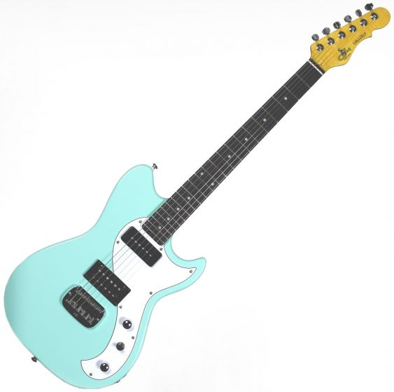 G&L Tribute Fallout Electric Guitar Mint Green TI-FAL-130R08R13