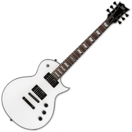 ESP LTD EC-256 Electric Guitar Snow White LEC256SW