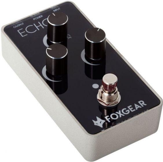 FoxGear Echoes Bucket Brigade Delay Pedal FOX-ECH