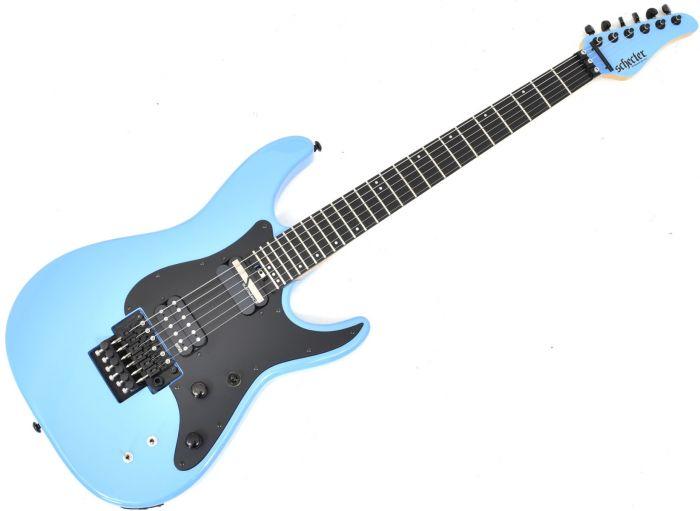 Schecter Sun Valley Super Shredder FR S Electric Guitar Riviera Blue B-Stock 1352 SCHECTER1288.B 1352