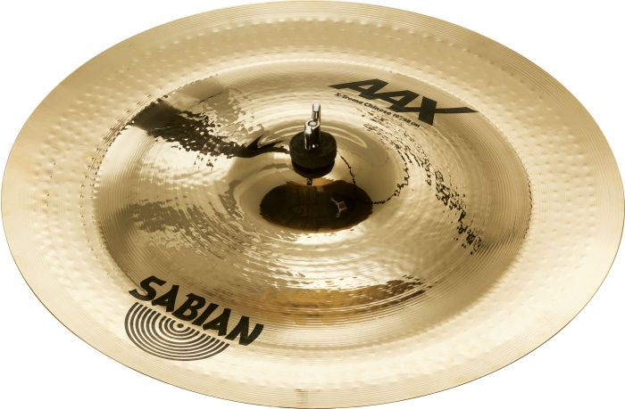 "Sabian 19"" AAX X-Treme Chinese Brilliant Finish 21986XB"