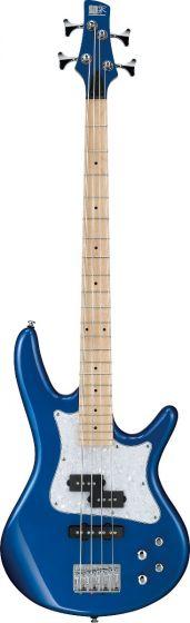 "Ibanez SR Mezzo SRMD200 4 String 32"" Medium Scale Sapphire Blue Metallic Bass Guitar SRMD200SBM"