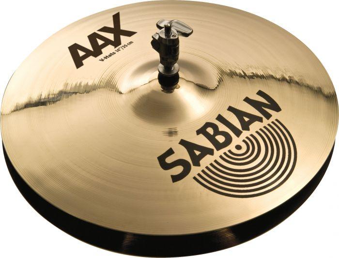 """Sabian 14"""" AAX V-Hats 21402XBV"""