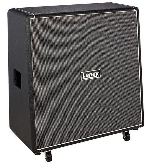 Laney UK Angled 412 Cabinet Celestion 4x12 LA412 LA412