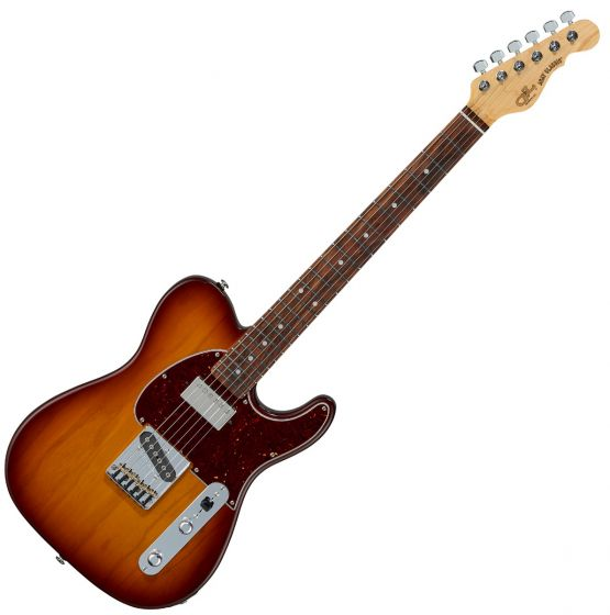 G&L ASAT Classic Bluesboy USA Fullerton Deluxe in Old School Tobacco Burst sku number FD-ASTCB-OST-CR