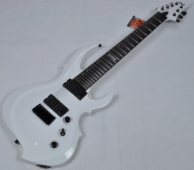 ESP LTD FRX-407 7 Strings Electric Guitar in Snow White sku number LFRX407SW