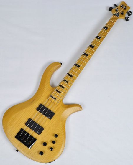 Schecter Riot-4 Session Electric Bass in Aged Natural Satin Finish SCHECTER2852