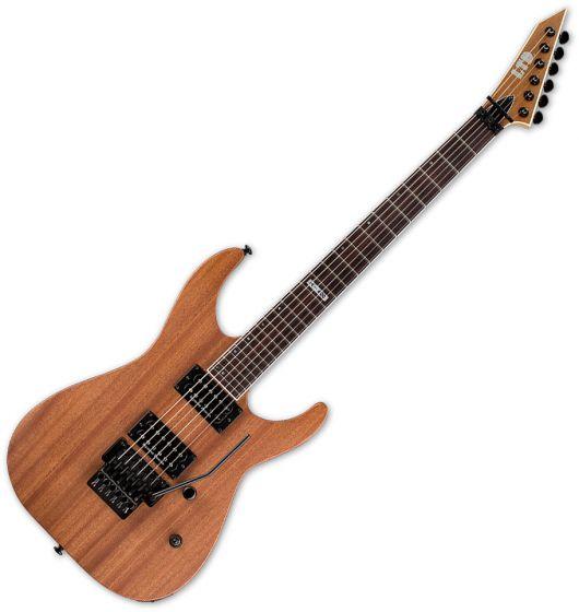 ESP LTD M-400M Electric Guitar Natural Satin LM400MNS