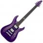 ESP Rob Caggiano QM Signature Electric Guitar See Thru Purple EROBCQMSTP