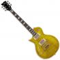 ESP LTD EC-256FM Flame Maple Top Left-Handed Electric Guitar Lemon Drop LEC256LDLH