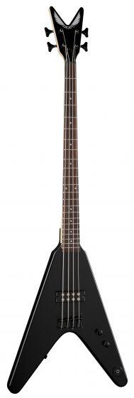 Dean V Metalman Classic Black Electric Bass Guitar VM VM