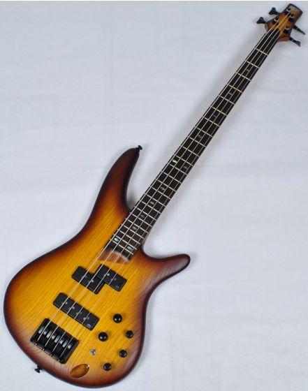 Ibanez SR650-BBF SR Series Electric Bass in Brown Burst Flat Finish SR650BBF