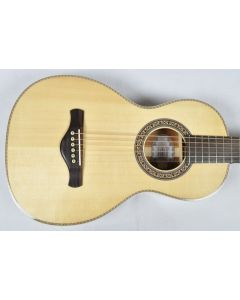 Ibanez AVN3-NT Artwood Vintage Series Acoustic Guitar in Natural High Gloss Finish