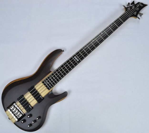 ESP LTD B-5E Electric Bass in Natural Satin B-Stock