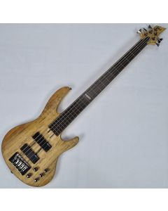 ESP LTD B-205SM Fretless Electric Bass in Natural Satin B-Stock LB205SMFLNATS.B