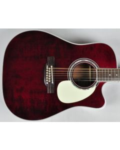 Takamine Signature Series JJ325SRC-12 John Jorgenson 12 String Acoustic Guitar in Gloss Polyurethane Finish