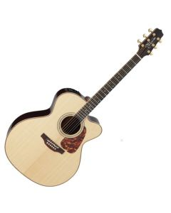 Takamine P7JC Pro Series 7 Acoustic Guitar in Natural Gloss Finish TAKP7JC