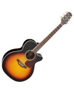 Takamine GN71CE-BSB G-Series G70 Acoustic Guitar in Brown Sunburst Finish TAKGN71CEBSB