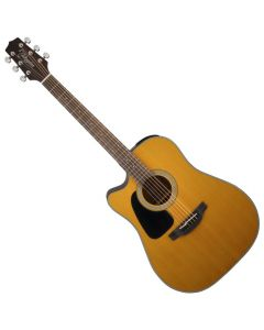 Takamine GD30CELH-NAT G-Series G30 Left Handed Acoustic Electric Guitar in Natural Finish TAKGD30CELHNAT