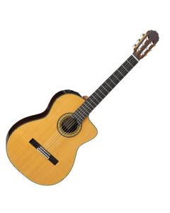 Takamine TH5C Classical Acoustic Electric Guitar in Natural Gloss Finish TAKTH5C