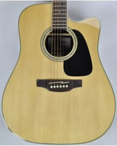 Takamine GD51CE-NAT G-Series Cutaway Acoustic Electric Guitar in Natural Finish B-stock