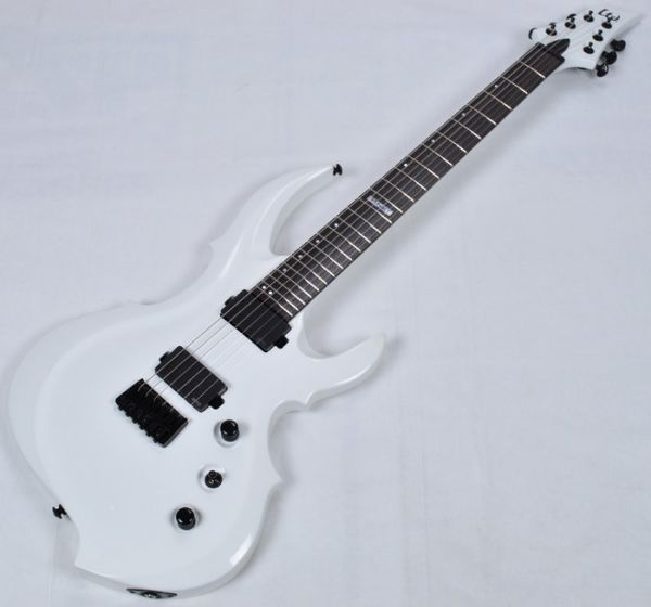 ESP LTD FRX-401 Electric Guitar in Snow White B-Stock