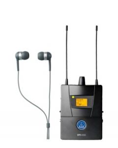 AKG SPR4500 SET BD9 - Reference Wireless In-Ear-Monitoring System 3096H00320