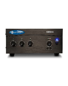 Crown Audio 135MA Three Input 35W Mixer-Amplifier G135MA