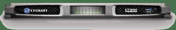 Crown Audio CT8150 Eight-Channel 125W Power Amplifier