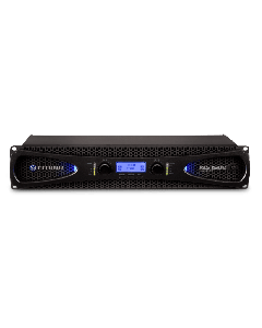 Crown Audio XLS 1502 Two-channel 525W Power Amplifier NXLS1502-0-US