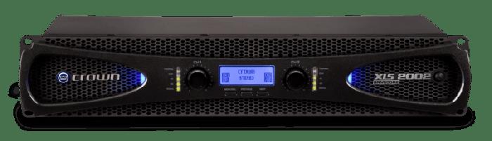 Crown Audio XLS 2002 Two-channel 650W Power Amplifier