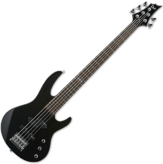 ESP LTD B-55 Bass in Black