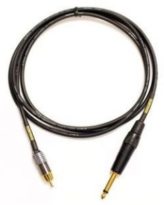 Mogami Gold TS-RCA Cable 6 ft. GOLD TS-RCA-06