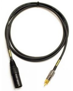 Mogami Gold XLRM-RCA Cable 6 ft. GOLD XLRM-RCA-06