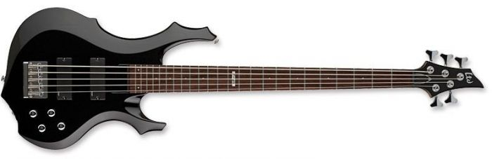 ESP LTD F-105 Bass in Black
