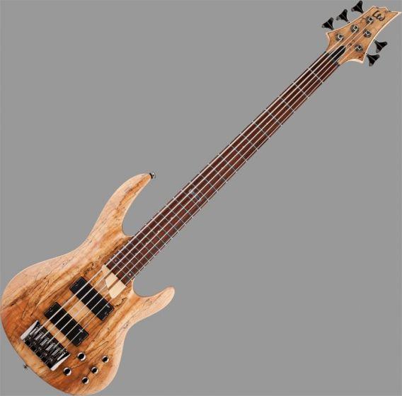 ESP LTD B-205SM Bass Guitar in Natural Stain Finish