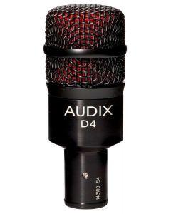 Audix D4 Dynamic Instrument Microphone 54927