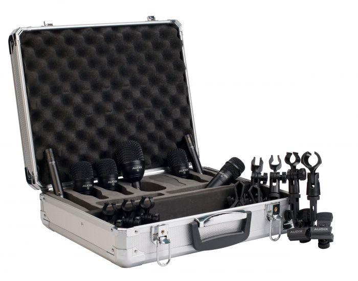 Audix FP7 7-Piece Fusion Drum Mic Package