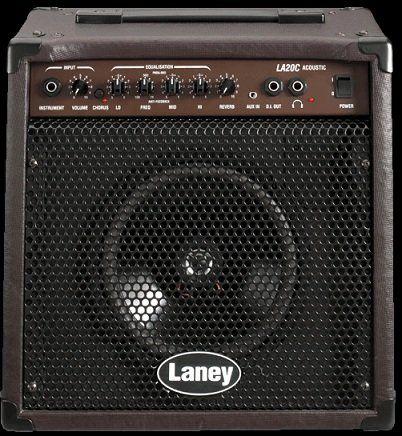 Laney LA20C Acoustic Guitar Amp