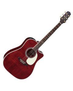 Takamine Signature Series JJ325SRC John Jorgenson Acoustic Guitar in Gloss Polyurethane Finish TAKJJ325SRC