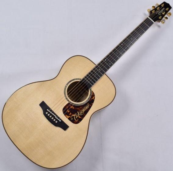 Takamine TLD-M2 Solid Spruce Top Figured Myrtle Back Limited Edition Guitar