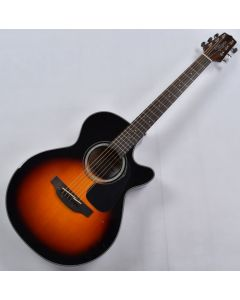 Takamine GF30CE-BSB G-Series G30 Cutaway Acoustic Electric Guitar in Brown Sunburst Finish B-Stock 140300589 TAKGF30CEBSB.B 0589