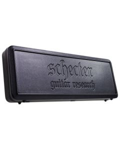 Schecter C-Shaped Hardcase [SGR-1C] SCHECTER1620