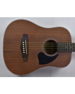 Ibanez PF2MH-OPN PF Series 3/4 Acoustic Guitar in Open Pore Natural Finish B-Stock SA150801901